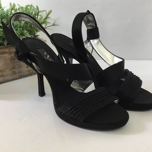 Nina New York satin heels